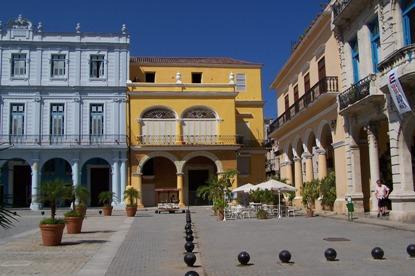 Havanna's Altstadt